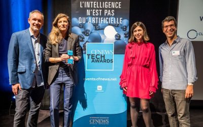 D'Ornano+Co was part of the Jury of the CFNEWS Tech Awards 2021